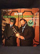Al Hirt, The Horn Meets The Green Hornet, RCA 3716, LP, VG+/VG; TV tie in