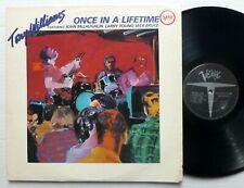 TONY WILLIAMS Once in a lifetime 2xLP jazz fusion NEAR-MINT vinyl  Aa90
