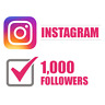 "1000 ""1K"" lnstagram FoIIowers - Fast & Secured - No Drops"