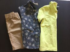 Boy's size 5T summer clothes (lot of 3)
