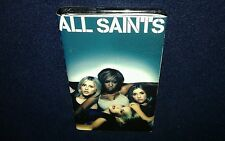 ALL SAINTS, 1998 CASSETTE play-tested/ Never Ever, Under the Bridge, Bootie Call