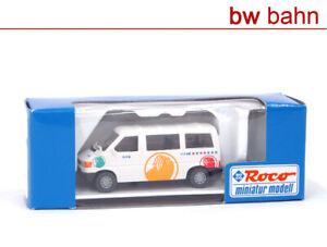 Roco H0 1477 VW Bus T4 des Norddeutschen Rundfunks (NDR)