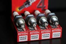 4 LOR15LGS Brisk Spark Plug Mercedes Benz 450 500 560 G Wagen L207 L208 L307