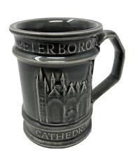 More details for peterborough cathedral mug holkham england grey