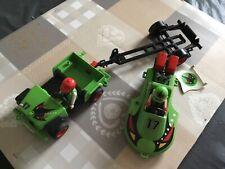 Z204 PLAYMOBIL Attache Double Moteur Hors Bord Compétition 3041 MER