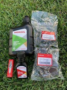 Genuine Honda EU20i & Eu22i Service Kit and Fuel Sabiliser