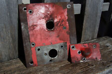 GRAVELY 4 WHEEL TRACTOR 816 STEERING PLATE W/ COVER 800 SERIES 18700 18699