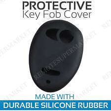 Remote Key Fob Cover Case Shell for 2006 2007 2008 2009 2010 Hummer H3 Black
