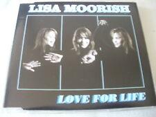 LISA MOORISH - LOVE FOR LIFE - UK CD SINGLE