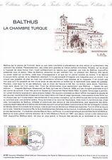 Document Officiel   1982 40   Balthus  Yv N° 2245