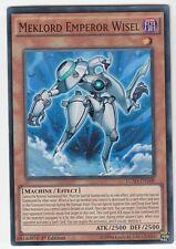 YU-GI-OH Meklord Emperor Wisel Super Rare englisch LC5d-EN168