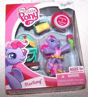 My Little Pony Ponyville StarSong Singing & Dancing Fun Playset HTF RARE