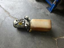 hydraulic powerpack 48VDC 2KW