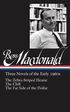 Ross Macdonald: Three Novels of the Early 1960s (LOA #279): The Zebra-Striped He