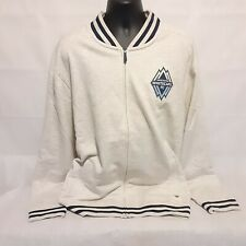 NWT Fantics Vancouver Whitecaps FC Mens Full-Zip Fleece Track Jacket Size 3XL