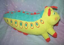 A Bug's Life - HEIMLICH the CATERPILLAR soft plush toy - from APPLAUSE