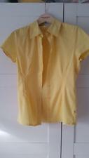 s.Oliver Damenhemd Bluse gelb Gr. 36