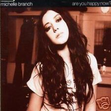 Michelle Branch Are Happy ACOUSTIC & NON LP CD WRECKERS