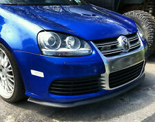 Universal Front Bumper Lip Splitter Chin Spoiler Body Valance Wing VW PORSCHE