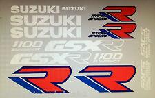 Suzuki GSXR1100 GSXR1100K Restoration Decal Set 1988-89