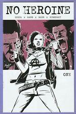 No Heroine 1 A Frank Gogol Source Point Press low print run 1st printing v