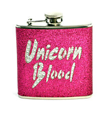 Unicorn Blood Hip Flask