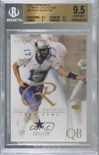 2003 Upper Deck Ultimate Collection /750 Tony Romo #58 BGS 9.5 Rookie