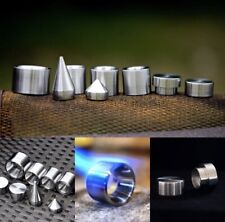 Coin ring making kit complete die and cone set plus extras
