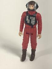 Star Wars Vintage Figure B-Wing Pilot 1984 LFL NO COO EX ROTJ