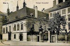 AUSTRIA - Wien - Heiligen Kreuzerhof 1911