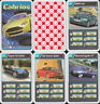"""KiK Textilien Spielkarten """"Cabrios"""" 2008 (S, Quartett-Nr. --) Z 0-"""