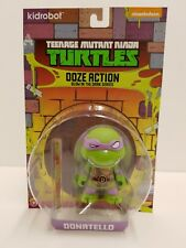 Teenage Mutant Ninja Turtles Donatello Kidrobot Glow Ooze Action Figure New Tmnt