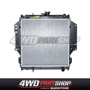 Radiator Alloy / Plastic - Suzuki Sierra SJ50 / SJ70 / SJ80 / G13A G13BA