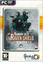 Tom Clancy's Rainbow Six 3 Raven Shield Complete PC DVD-ROM NEW & SEALED