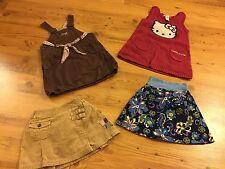 4 X Kleid & Rock Gr 80 Winnie Pooh Hello Kitty H&M