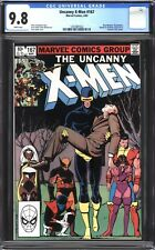 Uncanny X-Men #167 CGC 9.8 (NM/MT): New Mutants! Unread! WP! $90 Value!