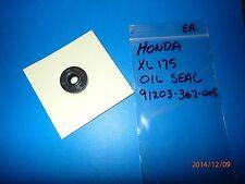 GENUINE OEM HONDA 91203-362-005 CLUTCH LIFTER ROD OIL SEAL (8X25X6) XL175