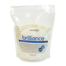 Caronlab Brilliance Hard White Wax Beads 1kg