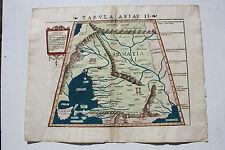 Ukraine Russia Sarmatia, old map, Münster ca 1540