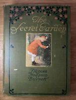 The Secret Garden, Frances Burnett, 1911. Frederick Stokes - 1st US Edition RARE