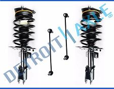 New 4pc Complete Front Quick Ready Strut Kit for Chevy Buick Uplander - FWD Only