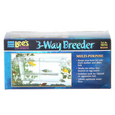 Lee's 3-Way Breeder Tank