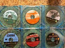 Nintendo Gamecube Game Lot Of 9 Discs Only (in plastic jewel cases)