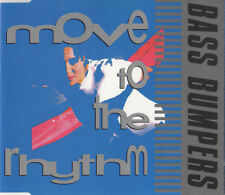 Bass Bumpers Maxi CD Move To The Rhythm - Germany (EX+/EX+)