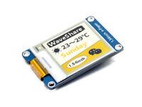 Waveshare 1.54inch e-Paper Module Tri-Color 152x152 Resolution for Raspberry Pi