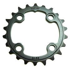 gobike88 SRAM TRUVATIV 22T S1 10 Speed Chainring, BCD64, Black, AAQ