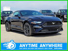 2021 Ford Mustang EcoBoost Premium 2021 EcoBoost Premium New Turbo 2.3L I4 16V Manual RWD Coupe LCD