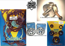 Honda CR 250 92-01 Mitaka Bottom End Engine Rebuild Kit Crank Mains Gasket Seal
