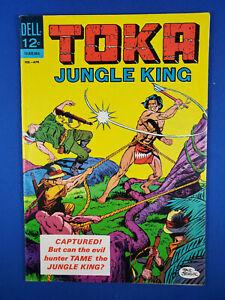 TOKA JUNGLE KING 3 VF+ 1965