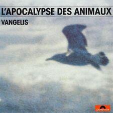 VANGELIS - L'apocalypse Des Animaux - CD OST MINT COND